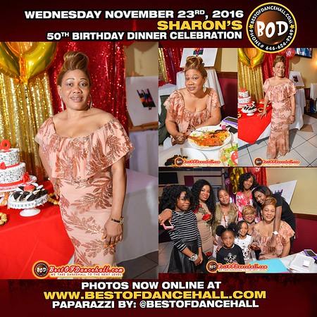 11-23-2016-MOUNT VERNON-Sharon 50th Birthday Dinner