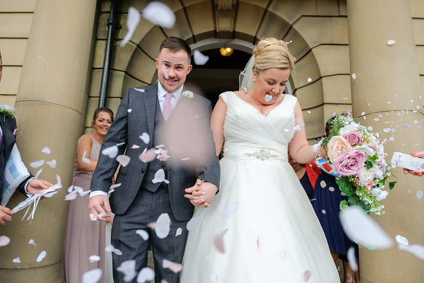 Chadderton Town Hall Wedding Photography