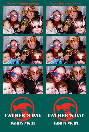 Bunnings McGraths Hill Father's Day Family Night - 4 September 2014