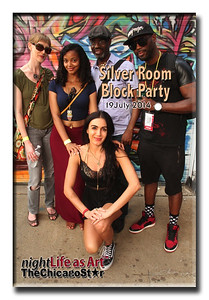 19 july 2014 Silver Room Block Party