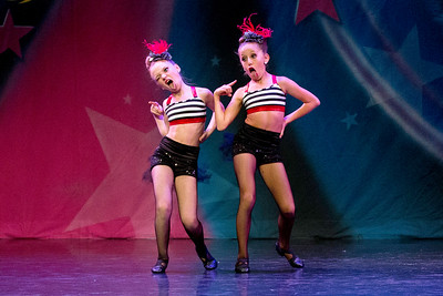 Camille Burton and Brooke Rogers