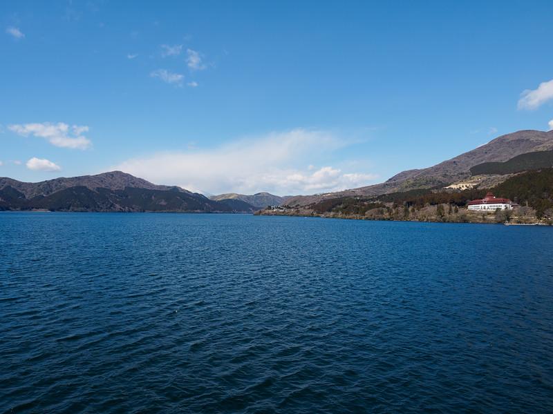 Lake Ashi / Mt Fuji / Ashinoko Hot Spring
