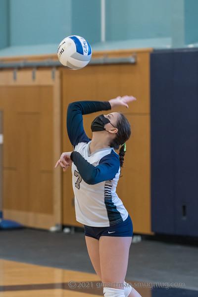 2020-21 JV Volleyball vs. St. Helens
