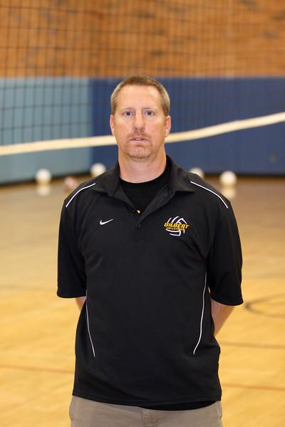 Ben Holzer, Gilbert High School Boys Volleyball Coach 2010
