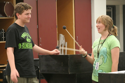 2012 In-Town Band Camp