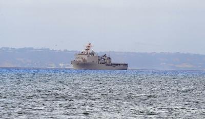 USS Comstock LSD-45