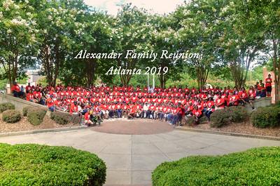 Alexander Family Reunion 2019