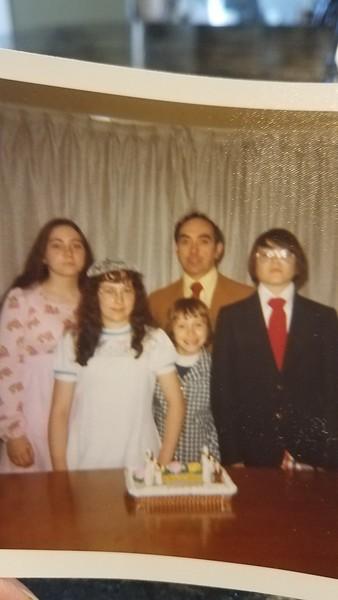 Pat Grattan family