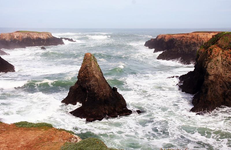 Mendoceno Headlands