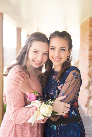 Church Spring Ball/Prom  03.2019