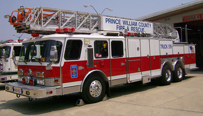 Prince William County Training Academy