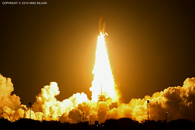 STS-130 Shuttle Endeavour Launch