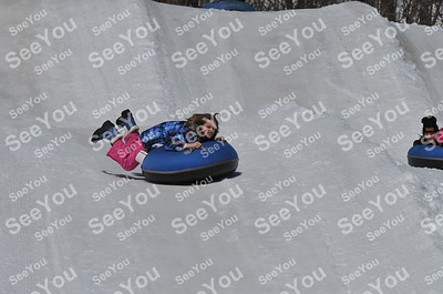 Snow Tubing 3-30-13 3-5pm session