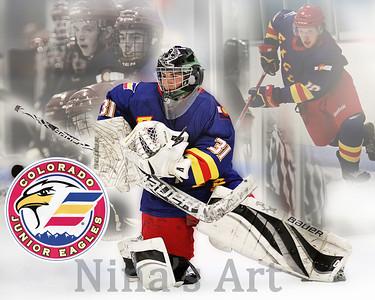 Jr. Eagle program Covers