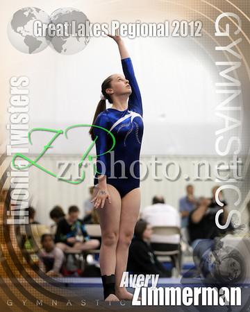Gymnastics 2012 - 2013
