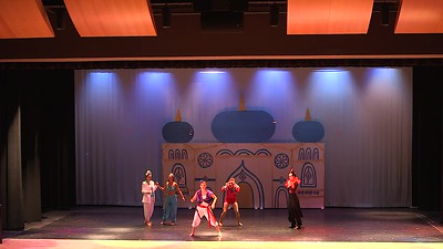 A Whole New World Evening Show Act 2