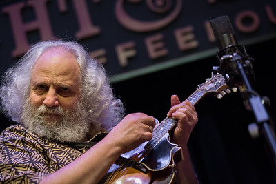 David Grisman Bluegrass Experience Live at the Freight and Salvage December 27,2014