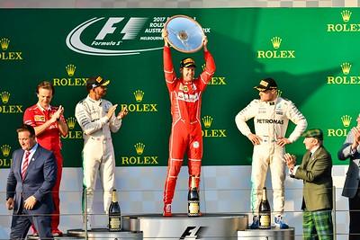 2017 Australian F1 Grand Prix