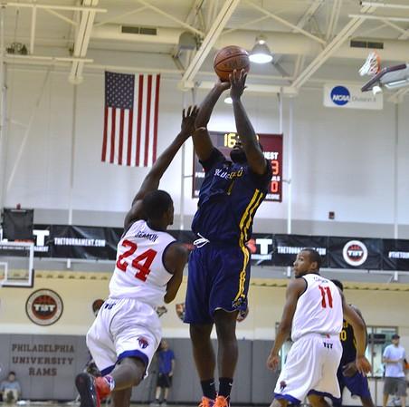 The Basketball Tournament - TBT 2015