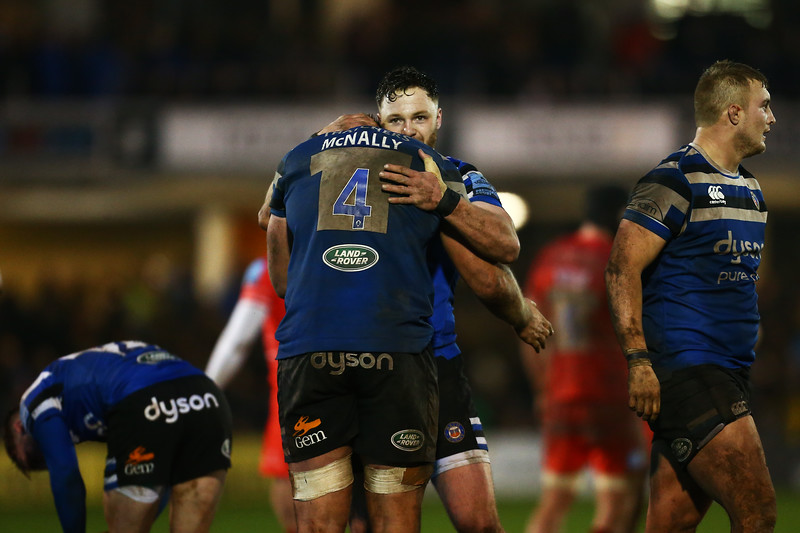 Bath Rugby v Leicester Tigers - Gallagher Premiership Rugby