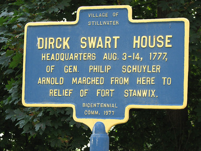 Relief of Fort Stanwix