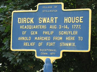 Dirck Swart House