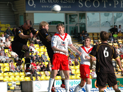 Livingston v Airdrie 9 9 06