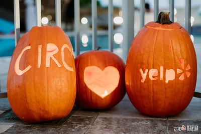 Yelp Halloween @ Circ