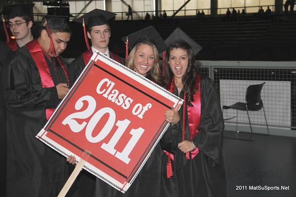 Graduation Houston High Class of 2011