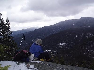 Moriah hike: March 26