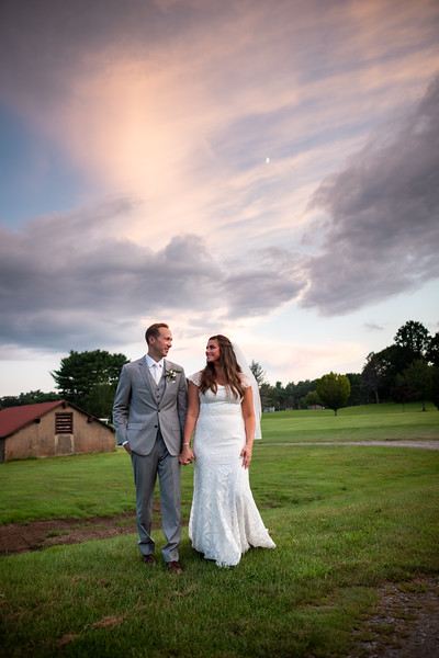 Wedding - Amanda & Charlie