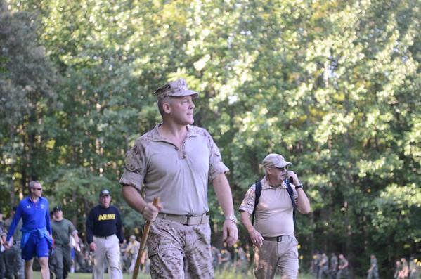 Corps Hike