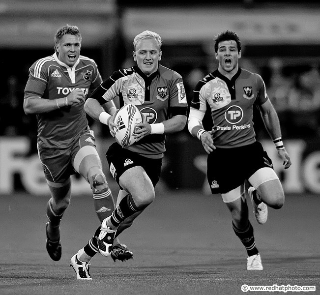 2009-10 season so far in black and white