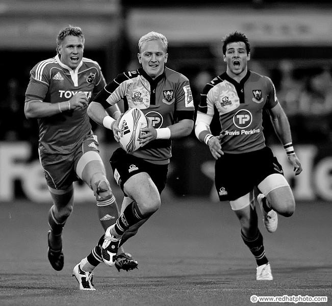 2009-10 season so far in black and white