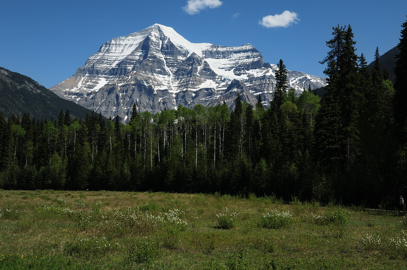 Mt Robson re-done