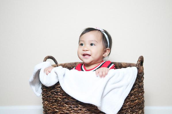 Dylann 12 months