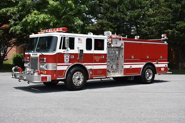 Company 16 - Woodsboro Fire Department