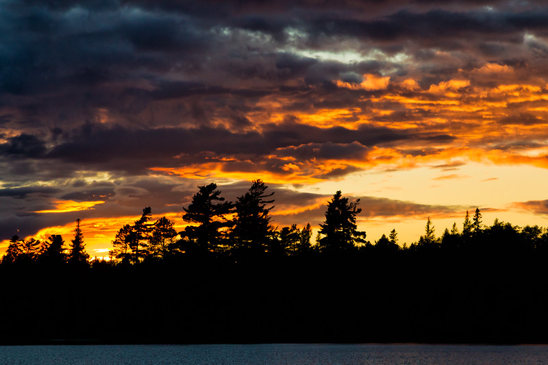 Temagami Sunset