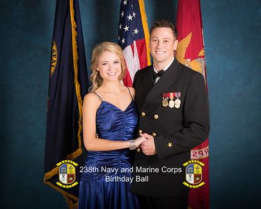 Navy Birthday Ball
