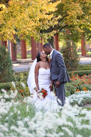 Crawford Wedding Day