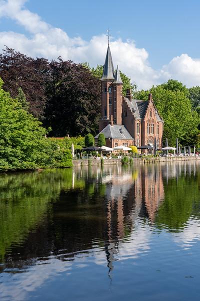 Bruges, Belgium - 2019