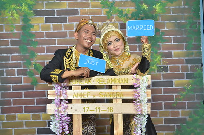 181117 | The Wedding Sandra & Arief