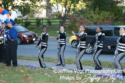 10-22-2010 Watkins Mill HS Band, JV, Varsity Cheerleading, Poms, Photos by Jeffrey Vogt Photography