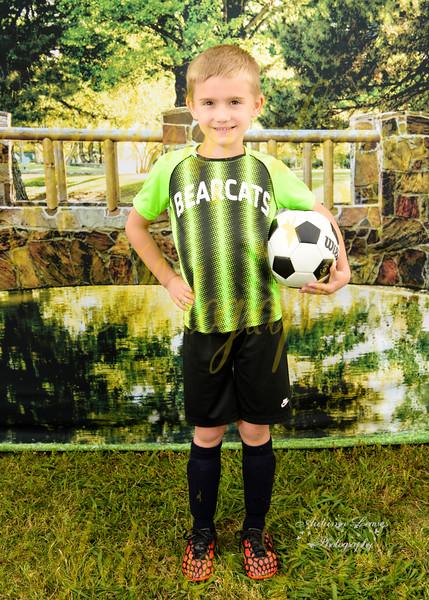 KB Beatcats White - TNYMCA Soccer Spring 2016