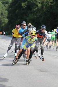 Tallinna rulluisumaraton 5.09.2015