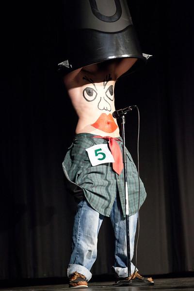 Contestant #5 -Patrick