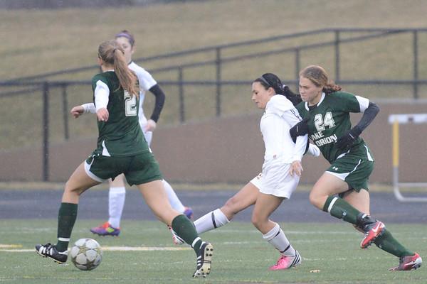 Adams Varsity Girls Soccer - 2013
