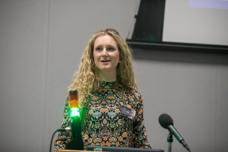 22/02/2018. Research Sparks in Waterford Institute of Technology. Pictured is Dr Sarah Jane Cullen. Picture: Patrick Browne