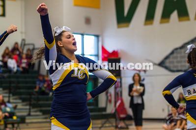 Cheer - Spirit Fest at Loudoun Valley 9.26.2015 (by Michael Hylton)