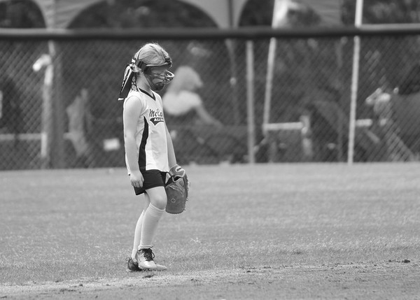 McCalla 6U Softball All-Stars